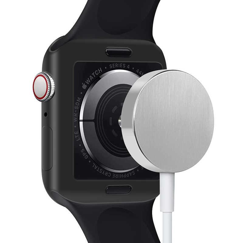 ProBefit yumuşak silikon kılıf Apple için İzle 3 2 1 42MM 38MM kapak tam koruyucu kabuk iWatch için 4 5 40MM 44MM izle tampon