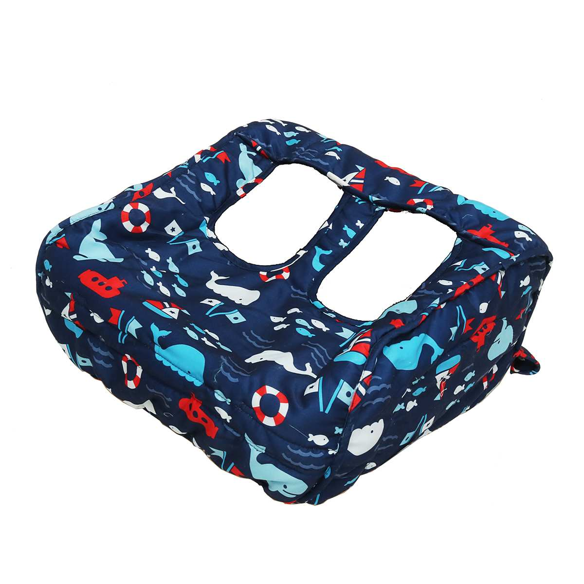 Baby Shopping Push Cart Protection Cushion Baby Chair Seat Mat Foldable Baby Kids Trolley Pad Ocean World Shopping Cart Cover Islamabad