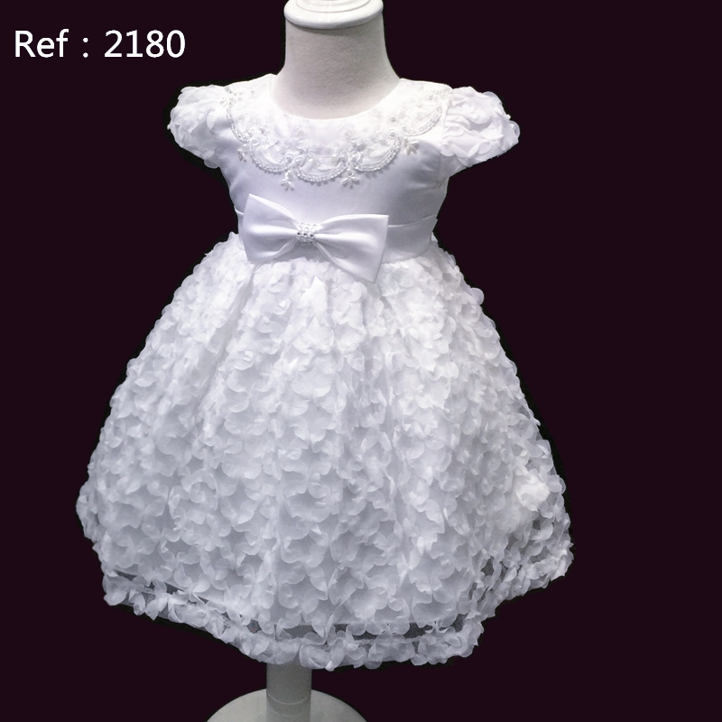 Christening Gowns From Wedding Dresses: Nicoevaropa 2019 New Style Baby Girl Baptism Dresses