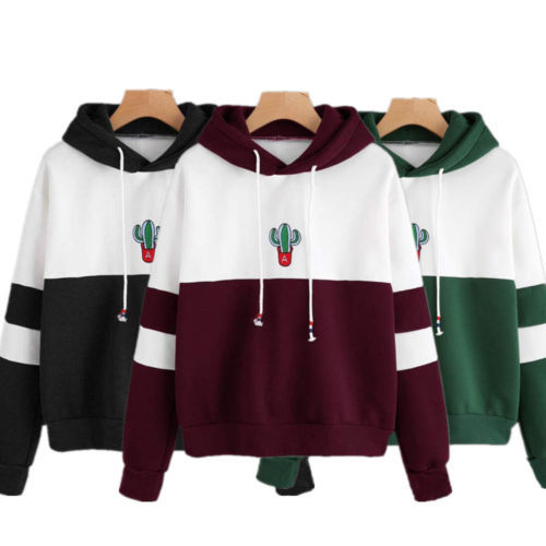 Long Sleeve Pullover Hooded   3