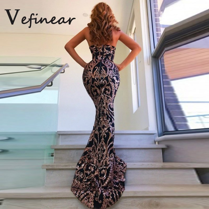 2019 Sexy Vintage robe femmes bretelles Clubwear dos nu longue robe dames fête femme hors épaule robes Vestidos