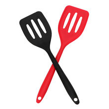 Cooking Utensils Spatula Silicone Gadgets Turners Scoop Frying-Pan Slotted Fried-Shovel