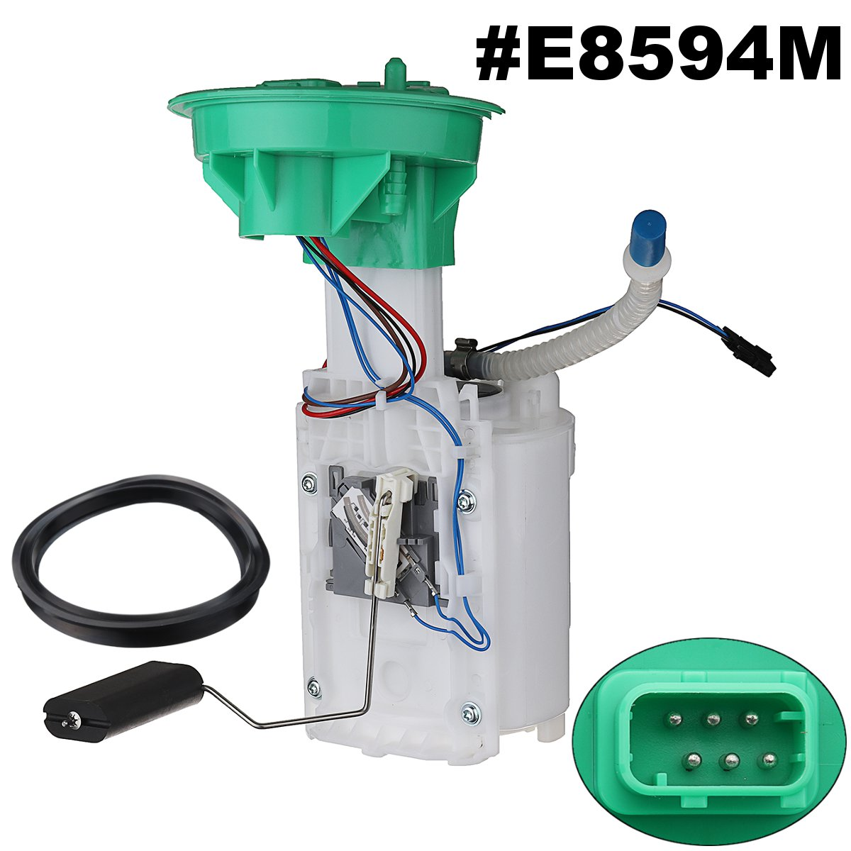 #E8594M Car Electric Fuel Pump Module Assembly and Fuel Level Sensor For BMW For Mini Cooper 2002 2003 2004-in Fuel Pumps from Automobiles & Motorcycles    1