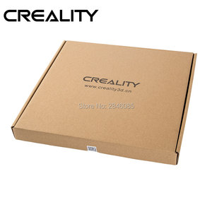 Image 5 - Shipping DHL/Fedex Creality 3D Heated bed plate for CREALITY 3D CR 10/CR 10S/S4 Size 300/400 Cable Installed Well