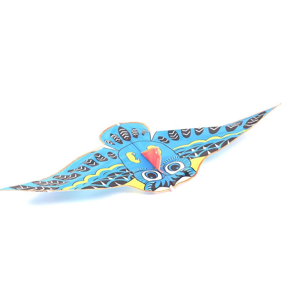 """Полиэстер цвет рандомизированный воздушный змей """"Сова"""" начинающая способность упражнения прохладная хорошая погода пустые пространства детская игрушка мода"""