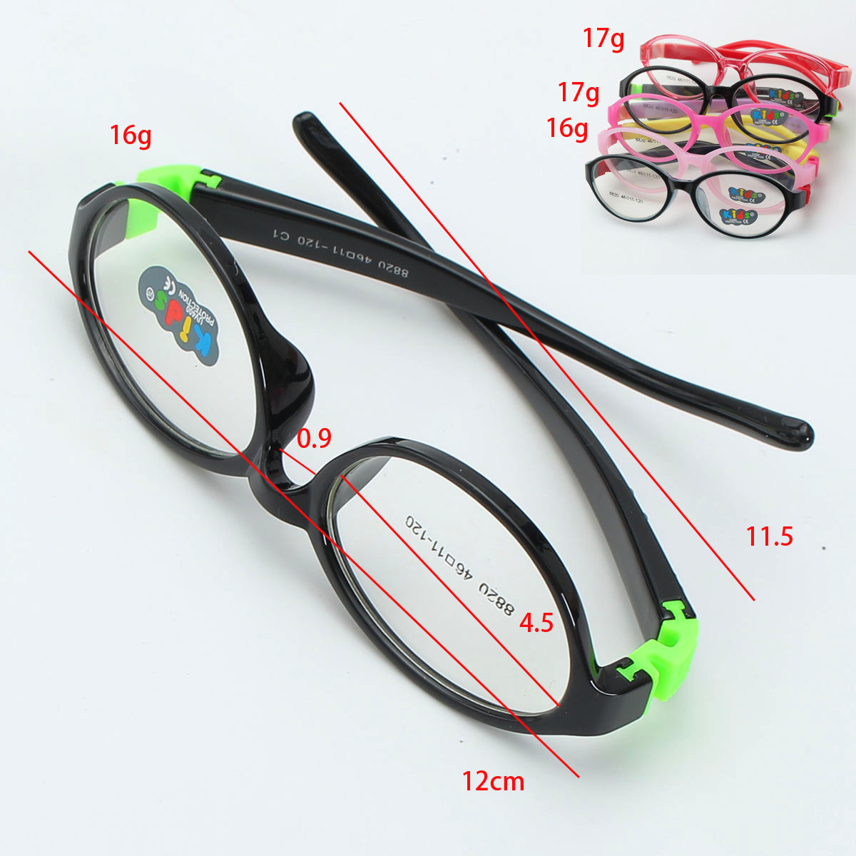1 Paar Kinder Optische Rx Brillen Optische Brillen Neue Studenten Kinder Brille Rahmen Mädchen Junge Myopie Brillen Rahmen Gläser So Effektiv Wie Eine Fee