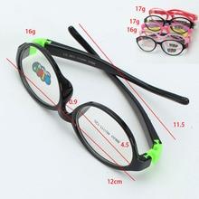 738a1d329f 1 pair Kids Optical Rx Eyewear Optical Eyewear New Students Children  Glasses Frame Girl Boy Myopia