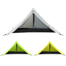Outdoor 3 Season Camping Tent Double Layer Outdoor Tent Waterproof Backpacking Professional for Fishing Hunting Beach Travel hunting season