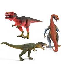 Solid Simulation Dinosaur Model Toys Mini Children Plastic Tyrannosaurus Rex Sickle Dragon Toy цена