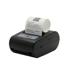 New Arrival! RD-P58E 58mm mini thermal receipt printer Bluetooth thermal printer portable printer for pos system supermarket custom receipt printer tg2480 printer head thermal new original thermal printer head tg2480
