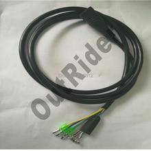 Горячая распродажа! 9Pin мощный защищенный кабель для двигателя CE/EN15194 утвержден OR06A5