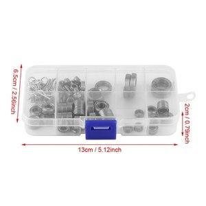 Image 4 - Набор металлических подшипников для радиоуправляемых автомобилей, набор винтов, ящик для инструментов для ремонта Traxxas TRX4 1/10 Crawler с более длительным сроком службы, детали для радиоуправляемых моделей