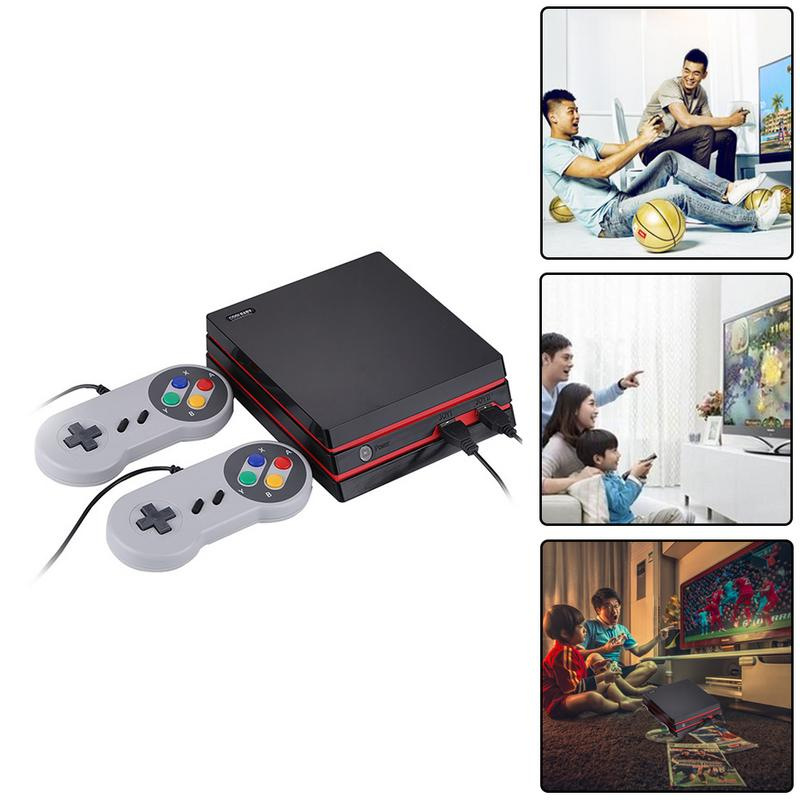 Arcade Video Game Console SD Card Expansion For Simulator Game Machine Support Built In 300 Games HD Output Retro Game Console
