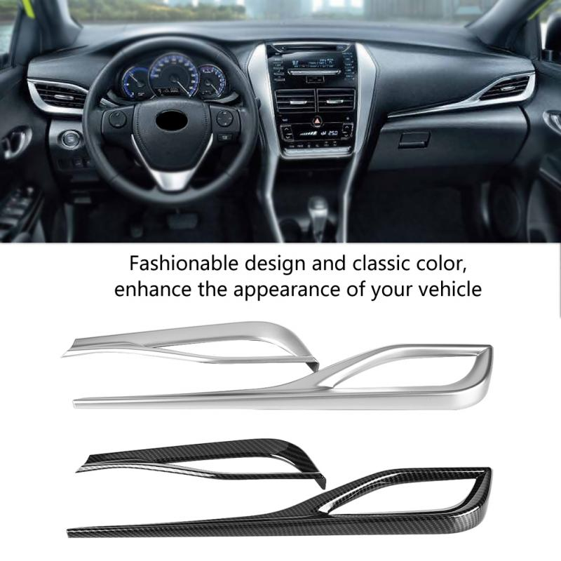 For Ford Kuga Escape 2017 2018 Interior Air Condition Outlet AC Vent Cover Trim