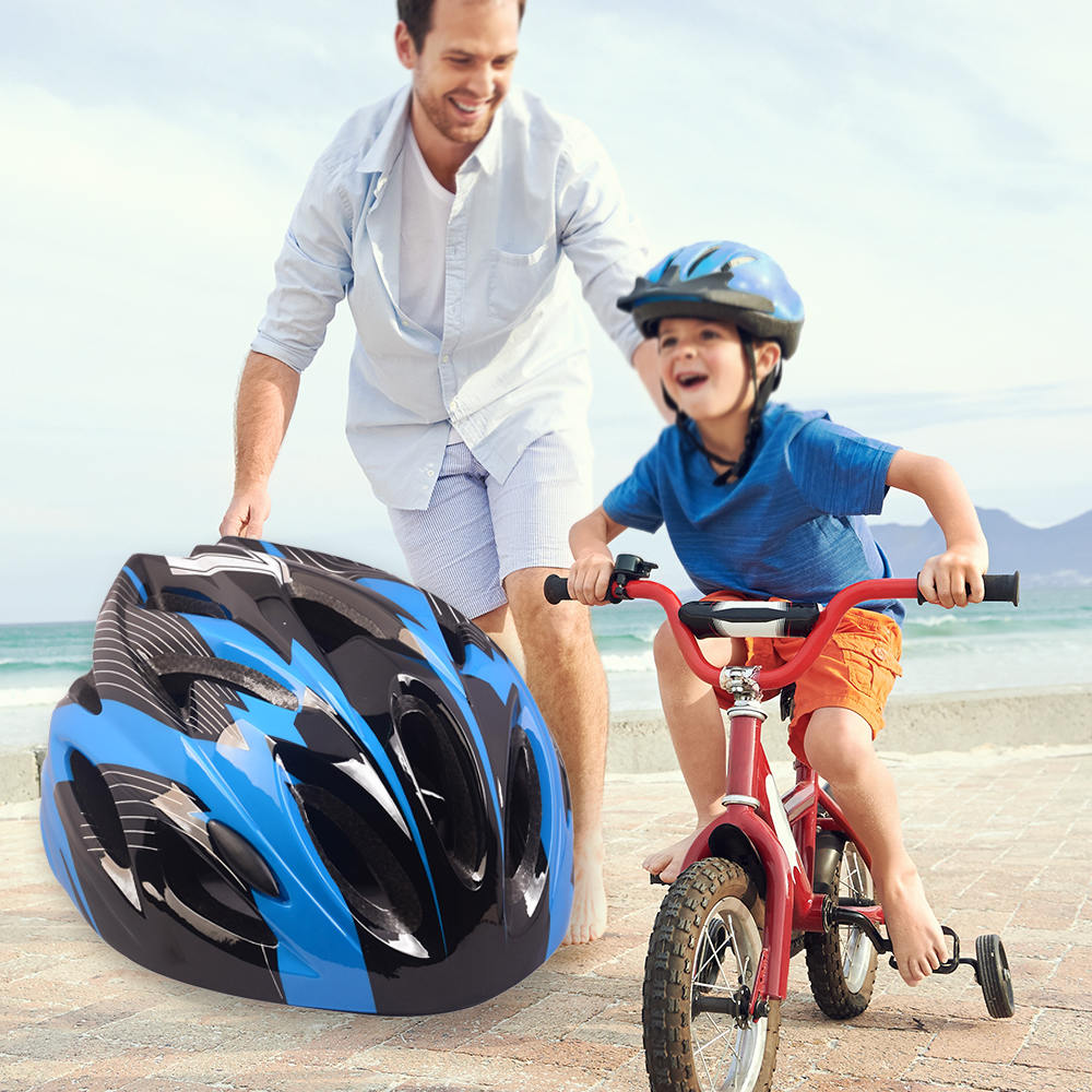 Kids Bicycle Helmet PC EPS Ultralight Children Cycling Helmet Safety Bike Helmet
