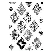 Diamond background Transparent Clear Silicone Stamp/Seal for DIY scrapbooking/photo album Decorative clear stamp цены