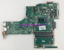 Genuine 806830 501 806830 806830 601 i3 5010U 001 CPU DAX12AMB6D0 Laptop Motherboard para HP 14 AB série 14T AB000 NoteBook PC