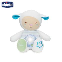 Музыкальная игрушка Chicco Овечка Lullaby розовая, 0м+