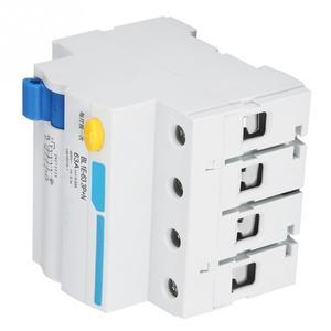 Image 5 - Disjoncteur de courant résiduel, BL1E 63 3P + N 63A RCCB, protection contre les fuites électriques, 230V 30ma