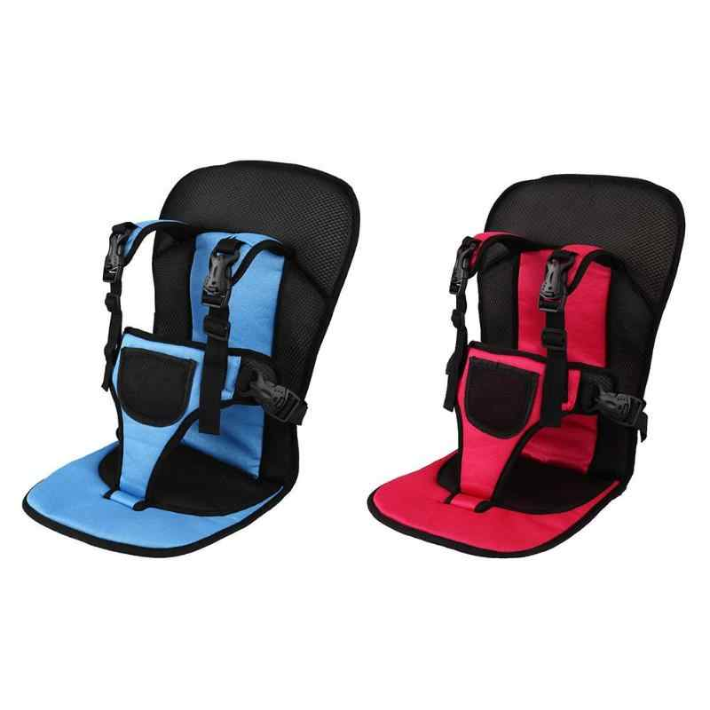 Safe Infant Cushion Seat Portable Baby Safe Stroller Seat Pad Children Chairs Soft Thickening Sponge Kids Seats Accessory