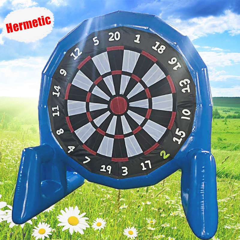 3m Giants inflatable dart board game Inflatable Foot Darts