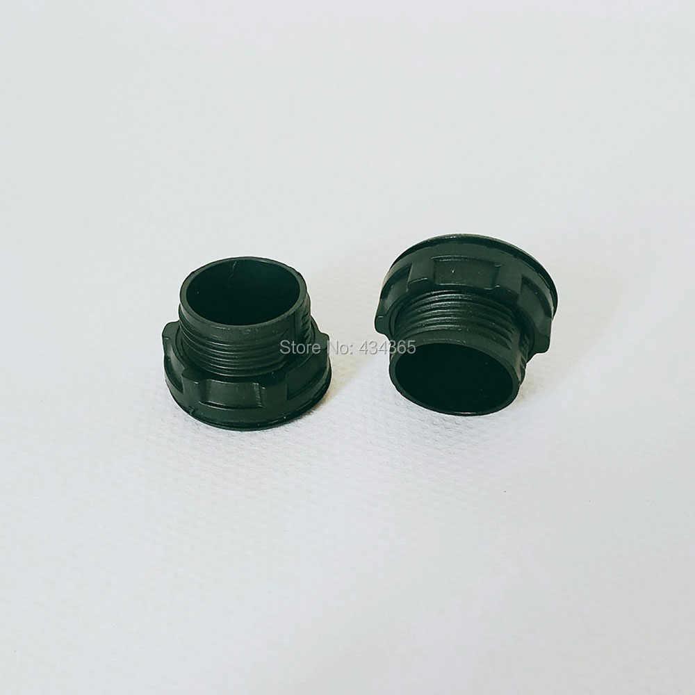 22mm bouton poussoir interrupteur panneau prise plastique bouton poussoir panneau couvercle capuchon noir