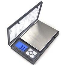 Мини цифровая точная шкала портативные весы с ЖК-дисплеем ювелирные весы Лабораторные электронные весовые инструменты