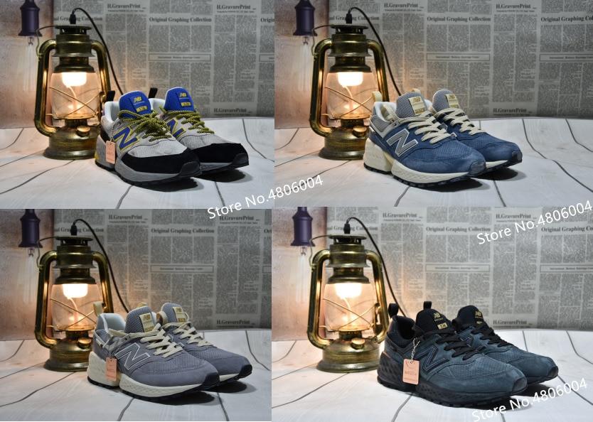 New Balance 574V3 Men Women Shoes Sport Shoes Ventilation Restorationleisure Running Shoes 574VD/VC/VB/VA