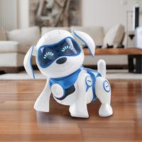 Touch Induction Wireless Robot Dog Toy for Kids Boys and Girls Voice Walking Smart Dogs