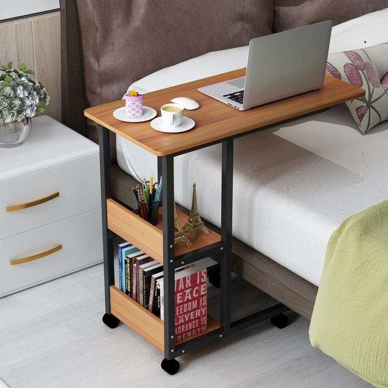 Купить с кэшбэком Portatil Tisch Escritorio Office Furniture Small Tafelkleed Bed Tray Adjustable Laptop Stand Tablo Study Table Computer Desk