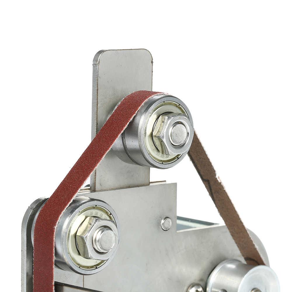 רב תכליתי AC 110-240 V מטחנת מיני חשמלי חגורת סנדר DIY ליטוש מכונת גריסה קאטר קצוות מחדד