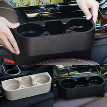 Auto Truck Car Seat Drink Cup Holder Valet Beverage Can Bott