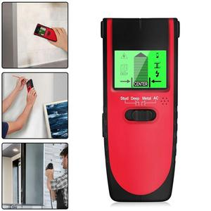 Image 2 - 4 In 1 Metal Detector Metal Wood Studs AC Voltage Live Wire Detect Wall Scanner Electric Box Finder Wall Detector Wall Scanner