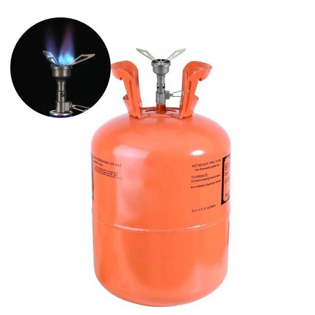 Bulin  Urltra Light Titanium Gas Stove Outdoor Camping 1
