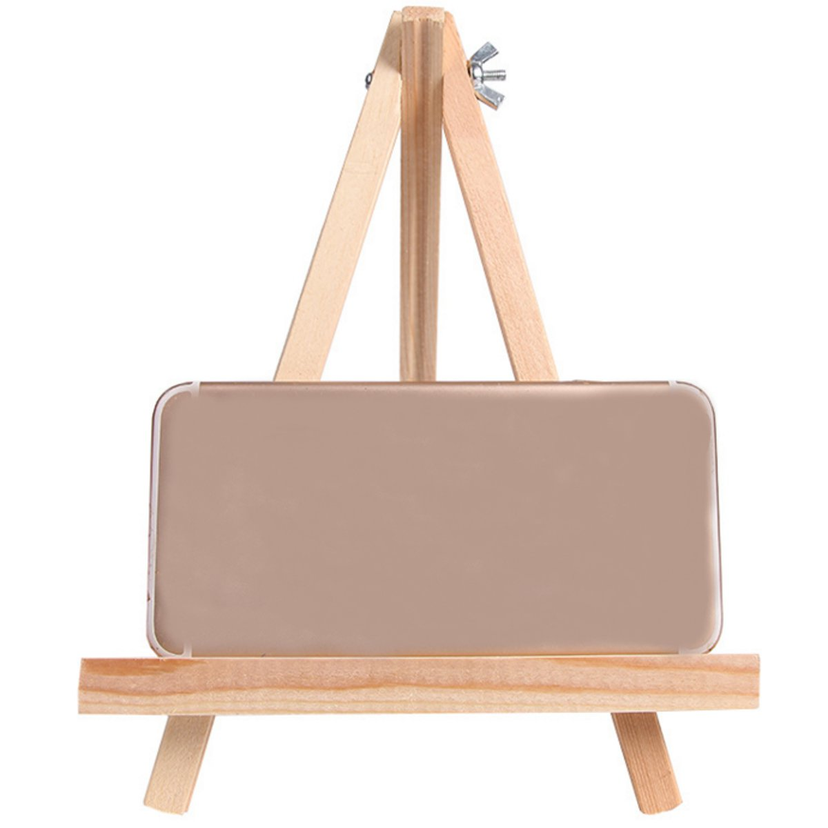 10pcs Small Wooden Timber Easels School Photo Art Painting Display Rack Stand Holder Wedding Table Card Holder Party Decoration