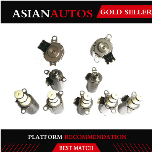 Teste Original 6DCT450 MPS6 Transmission Shift Solenoid Kit For Volvo Ford Land Rover 6-Speed High Quality