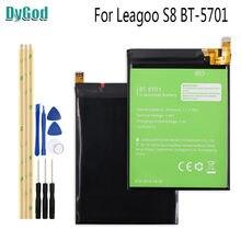 Batería de repuesto extrema Mcdark 2940mAh para Leagoo S8 para Leagoo S8 BT-5701 batería baterías de teléfono con herramientas