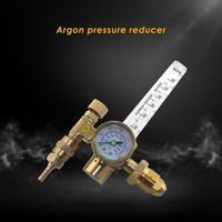 CO2 Argon Pressure Reducer Flow Meter Control Valve Regulator Reduced Pressure Gas Flowmeter Welding Flowmeter Weld Gauge