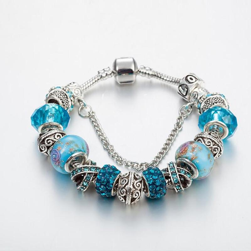 Venda quente strollgirl cobra corrente chapeamento de prata real pulseira original luxo moda jóias fazendo para moda feminina presente