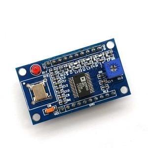 Image 4 - Модуль генератора сигналов AD9850 DDS 0 40 МГц, 2 синусоидальных и 2 квадратных фильтра низких частот, Кристальный осциллятор, тестовая плата оборудования