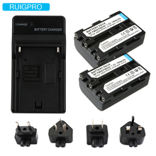 NP-FM50 NP FM50 FM55H Batteries Pack For Sony NP-FM51 NP-FM30 NP-FM55H DCR-PC101 A100 Series DSLR-A100