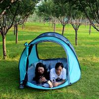 2 4 People Fully Automatic High Quality Outdoor Camping Tent Windproof Double Camping Boat Account Outside Beach Tent