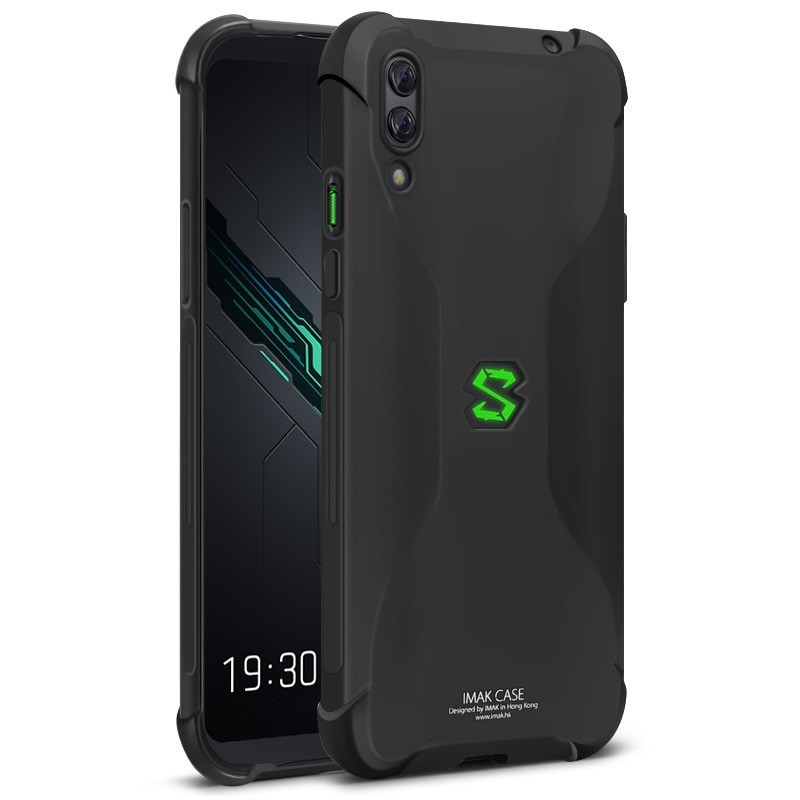 Xiaomi Black Shark 2 Case Silicone IMAK Shockproof Conners Airbags Soft TPU Back Cover Case for Xiaomi Black Shark 2Xiaomi Black Shark 2 Case Silicone IMAK Shockproof Conners Airbags Soft TPU Back Cover Case for Xiaomi Black Shark 2