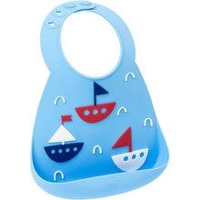 Нагрудник Baby Bib Boats
