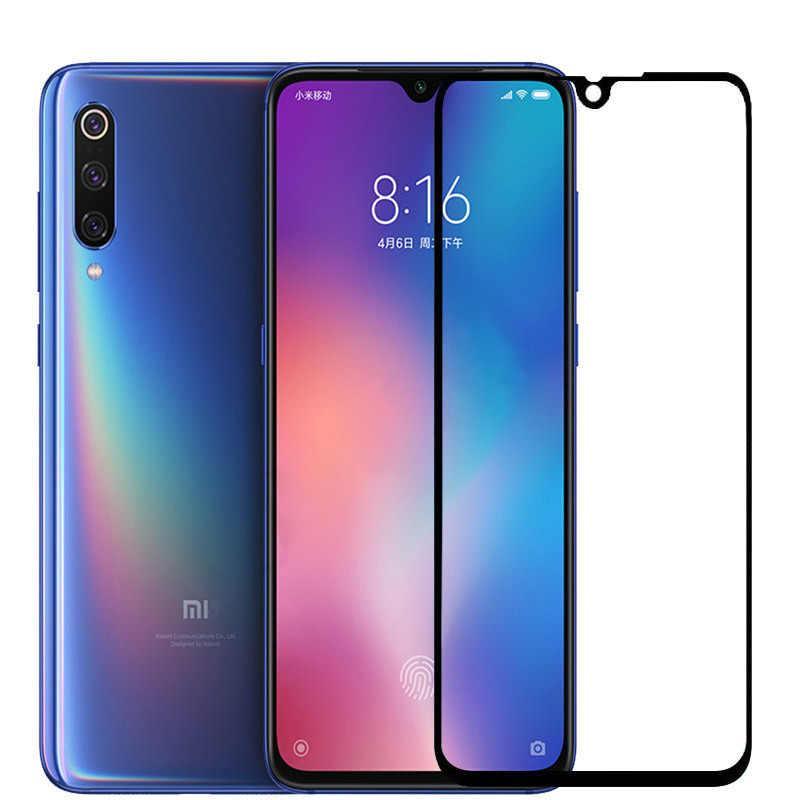 """For Xiaomi Mi 9 Screen Protector 3D Full Cover Tempered Glass For Xiaomi Mi9 Se Glass For Xiaomi 9 se Mi9 Toughend Glass 6.39"""""""