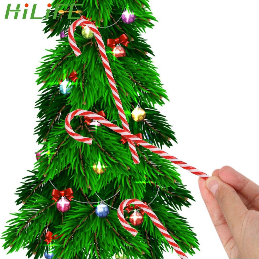 6Pcs/pack Christmas Tree Decor Nice Gift Christmas Candy ...