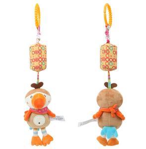 Image 1 - יילוד תינוק עגלת צעצועי פעמון מיטת & תינוק עגלת תליית פעמון צעצועים חינוכיים תינוק רעשן צעצועים רכים סגנונות игрушки