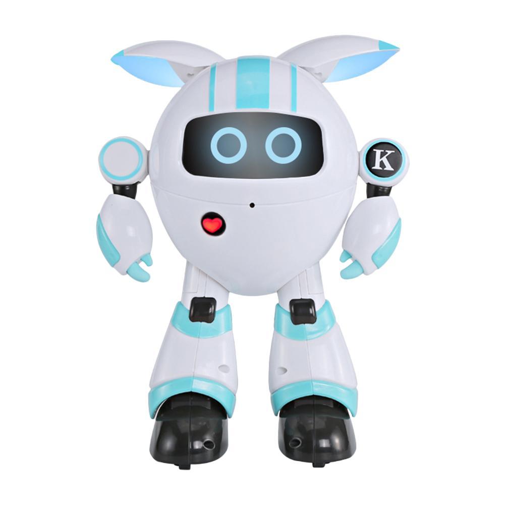 Robot pour enfants enregistrement tactile chant danse Puzzle Robot jouets Playmate télécommande jouet petite enfance histoire Science Robot