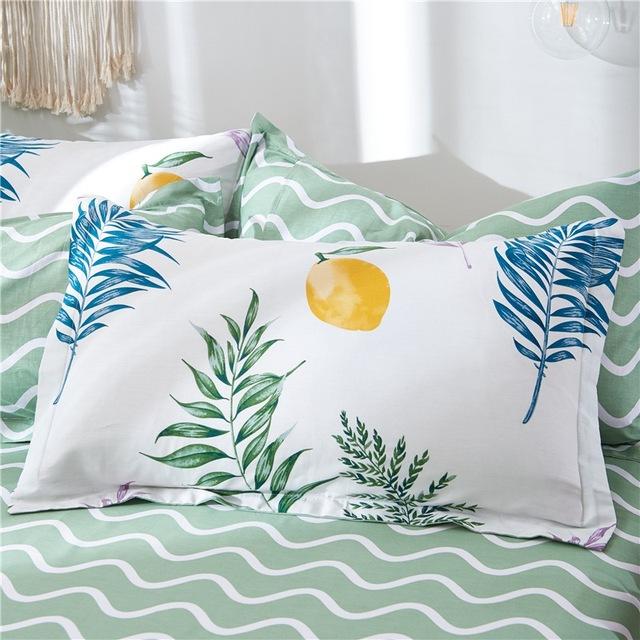 Printed Bed Linen Set
