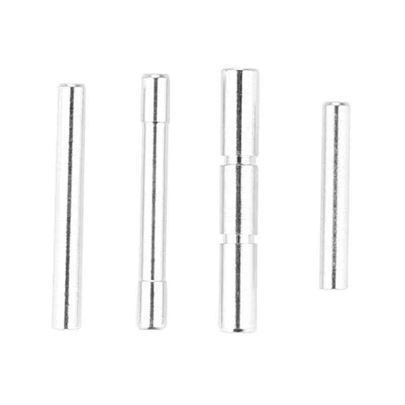 4-piece stainless steel trigger lock block housing pin kit model Glock Gen  17 19 20 21 22 23 24 26 27 31 32 33 34 35 37 38 39